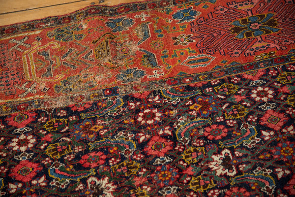 Antique Fragment Bijar Rug / ONH item sm001528 Image 8