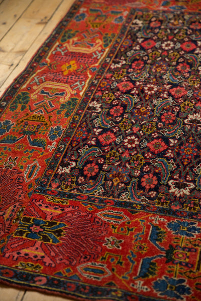 Antique Fragment Bijar Rug / ONH item sm001528 Image 10