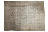 10x14 Vintage Distressed Meshed Carpet // ONH Item sm001550