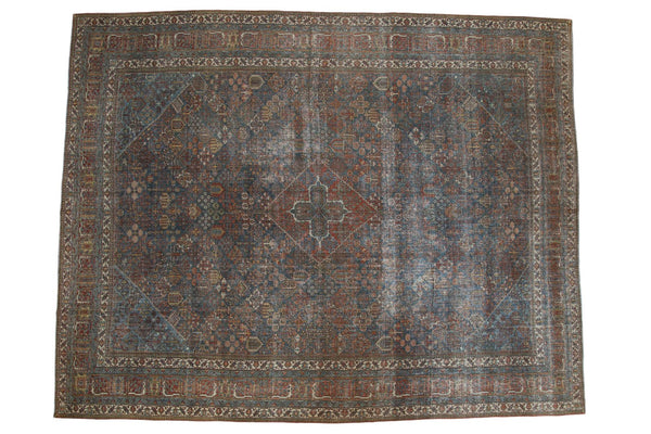 Vintage Distressed Fine Joshegan Carpet