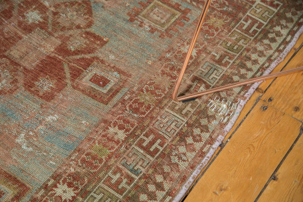 Antique Distressed Caucasian Rug / Item tm01124 image 7