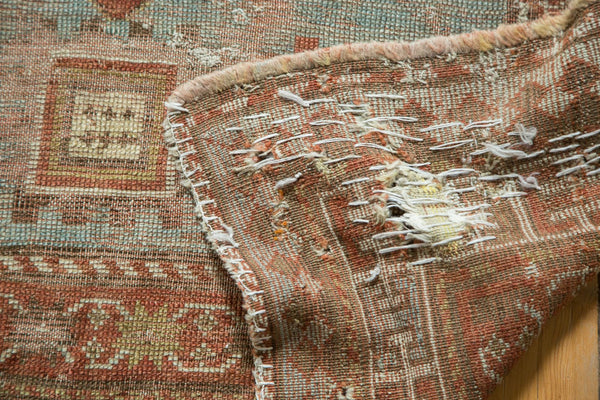 Antique Distressed Caucasian Rug / Item tm01124 image 13