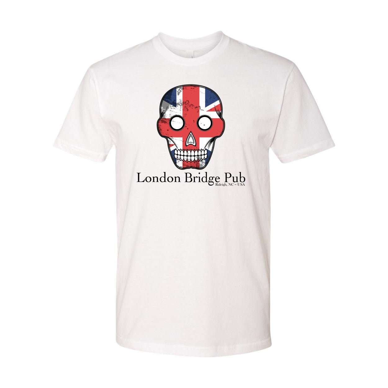 Official London Bridge Pub Logo Tee