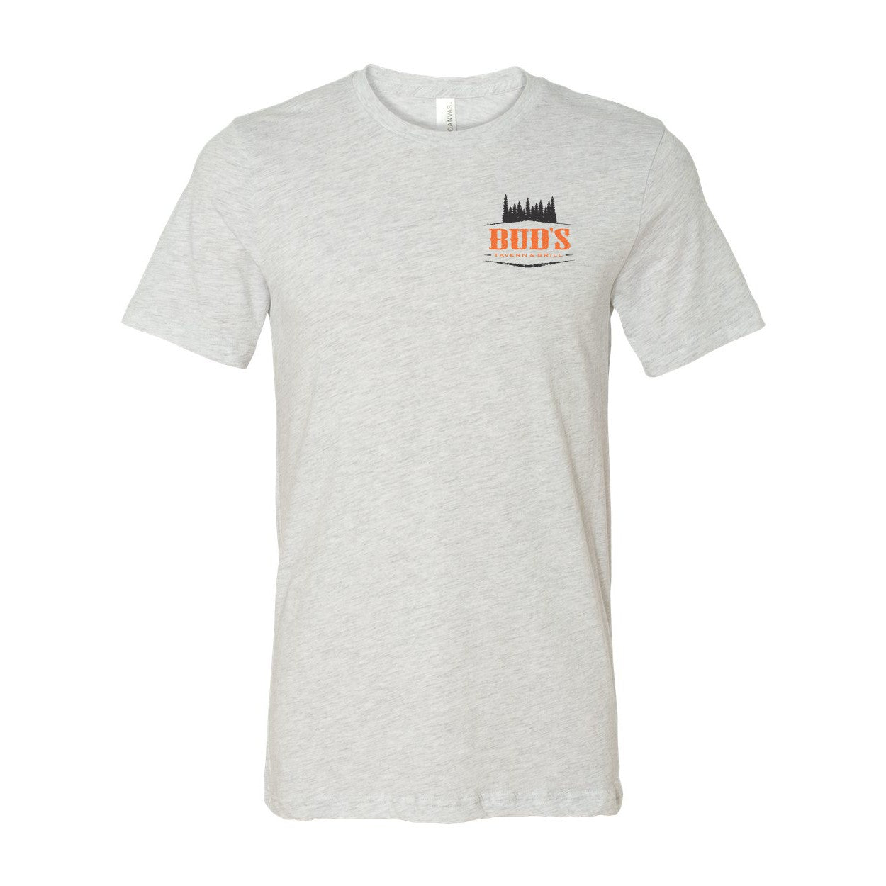 Official Bud's Tavern Logo Short Sleeve Tee