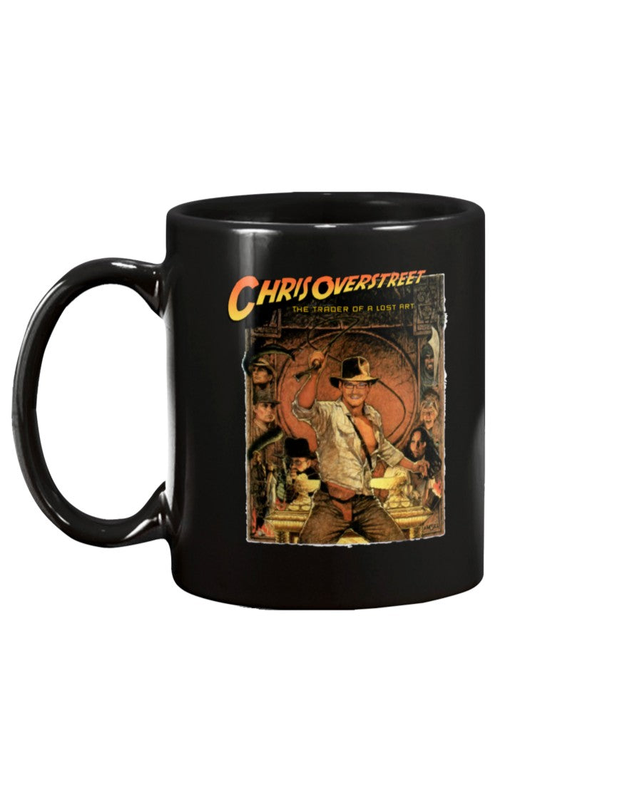 Chris Overstreet Raiders of a Lost Art 11 oz. Coffee Mug