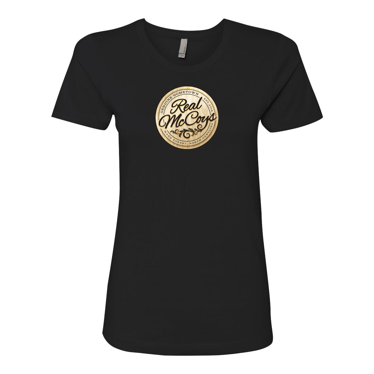 Real McCoy's Women's Logo Tee