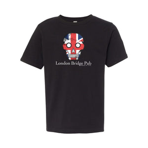 Official London Bridge Pub Youth Logo Tee