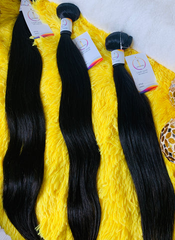 LUXURIOUS STRAIGHT HAIR