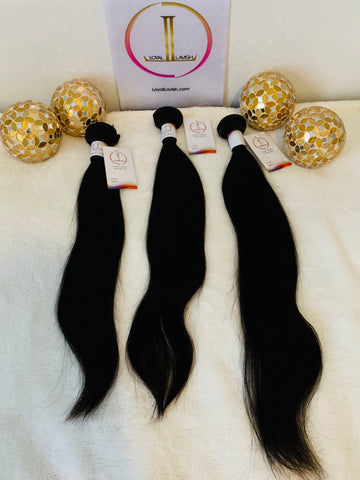 LAVISH STRAIGHT HAIR BUNDLE SALE