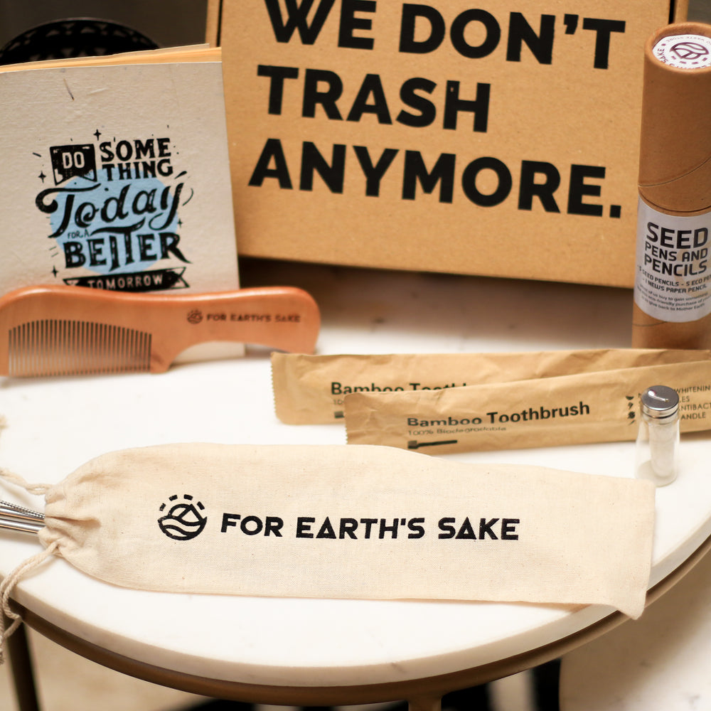 For Earth's Sake Super Gift Box