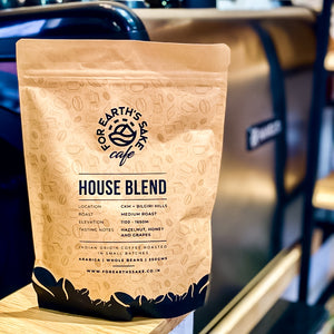 For Earth's Sake House Blend