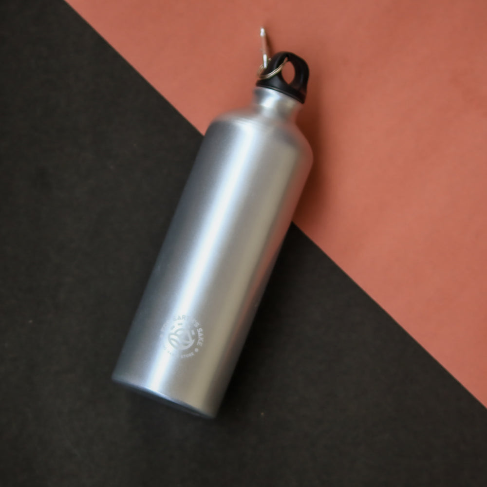 For Earth's Sake Sports Bottle