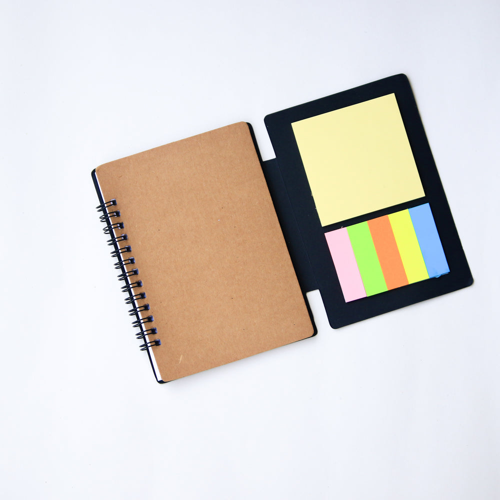 Sticky Notepad Diary