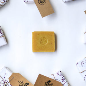 Brightening Turmeric Soap
