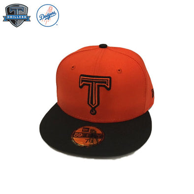 "Tulsa Drillers ""Bedlam"" 59Fifty Orange"