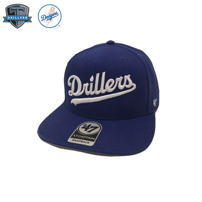 Captain Royal Script Snap Back