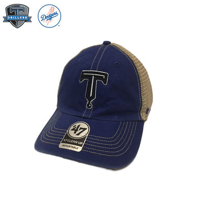 "Clean Up Royal ""T"" Mesh Snap '47 Brand"