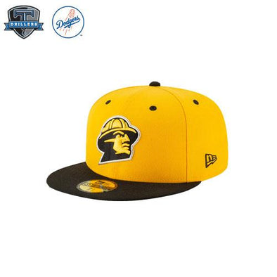 Tulsa Drillers 2019 Petroleros de Tulsa 59Fifty