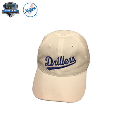 """Dad Cap"" White"