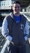 Tulsa Drillers Jacket Full Zip Hoodie