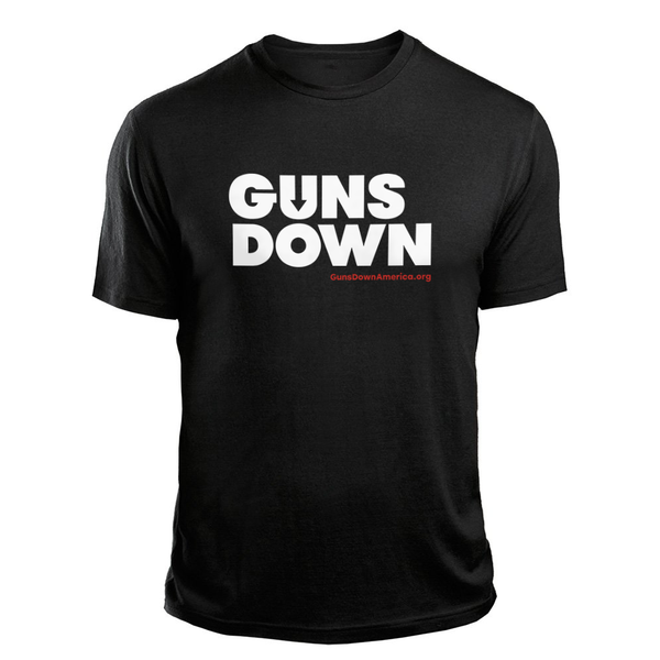Guns Down Logo T-Shirt