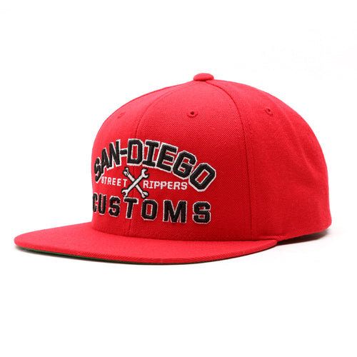 Street Ripper Snap Back Hat