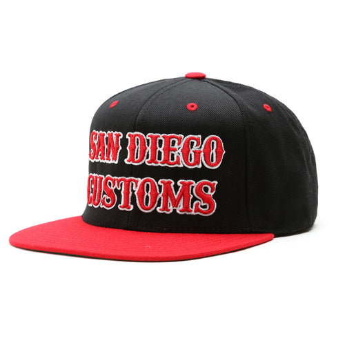 SDC Snap Back Hat