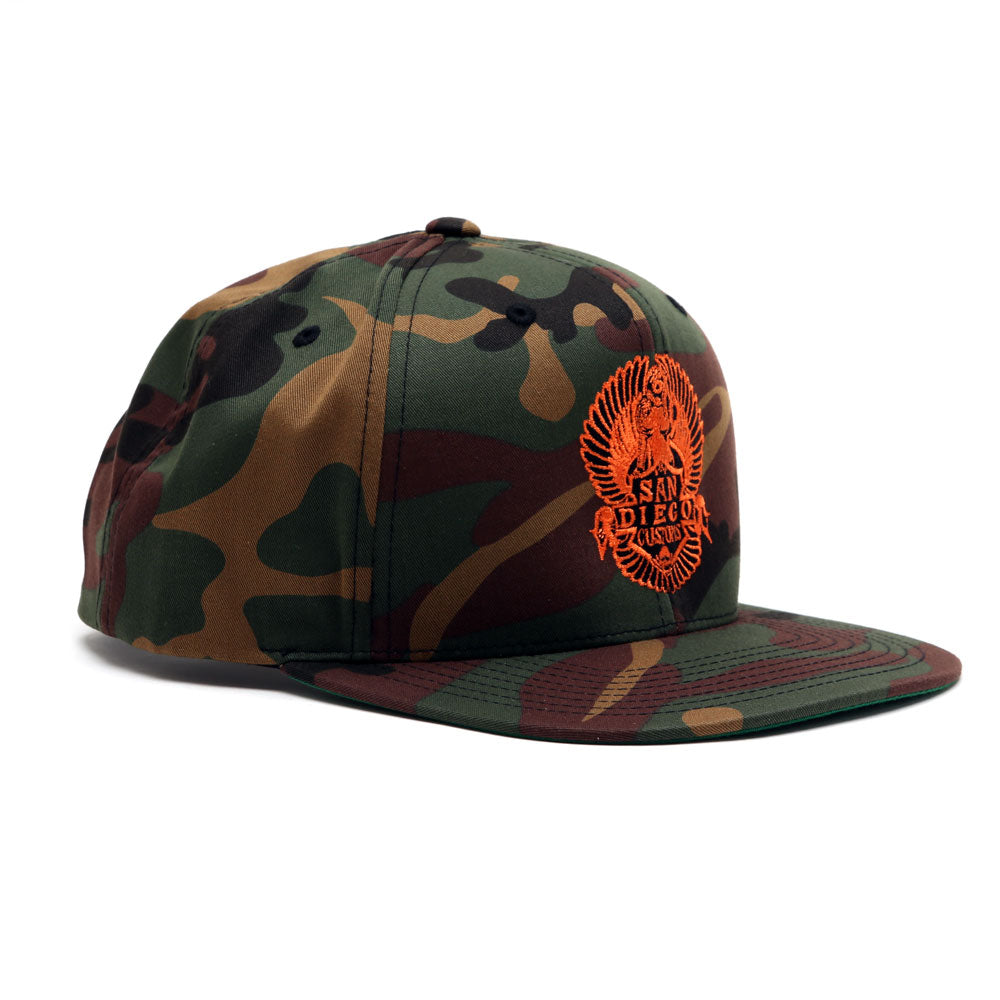 EASY Snap Back Hat - CAMO