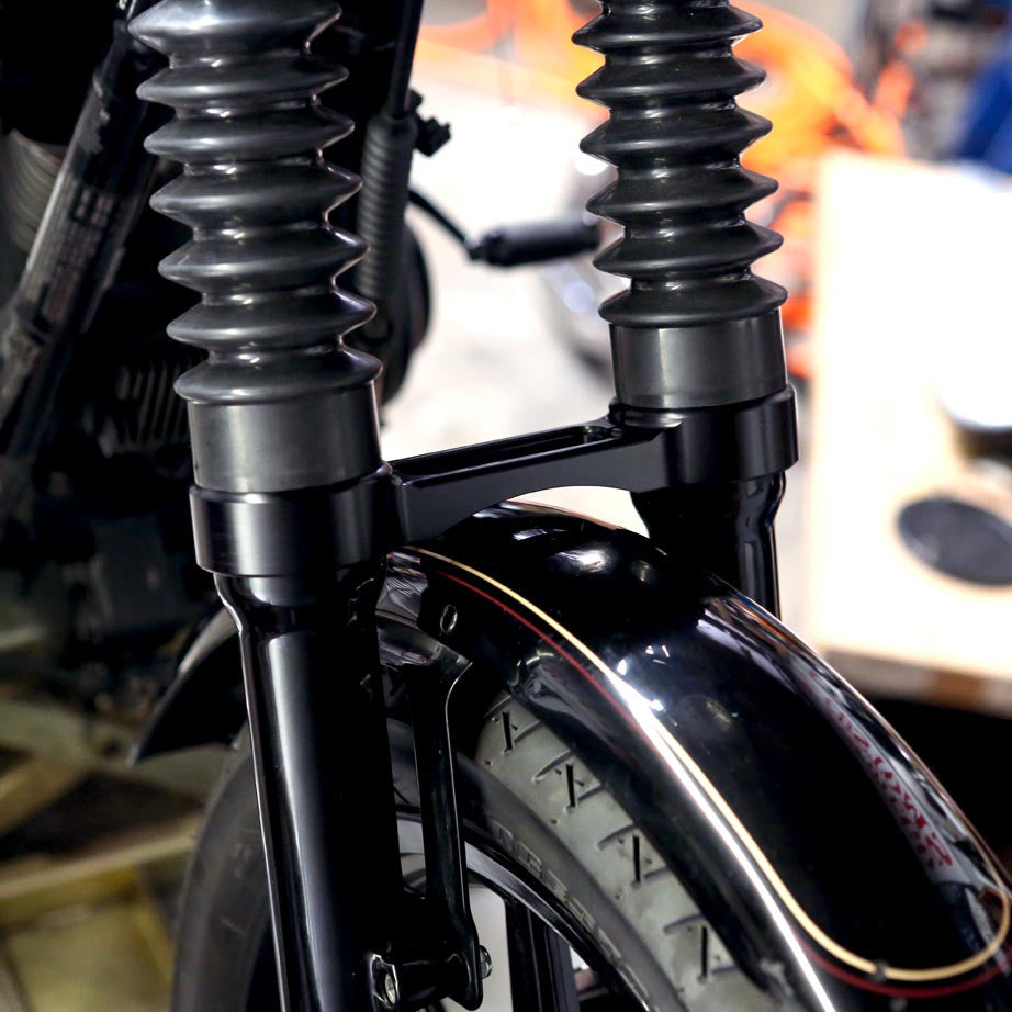 Pro-Series 39mm Fork Brace - w/Fork Boot option