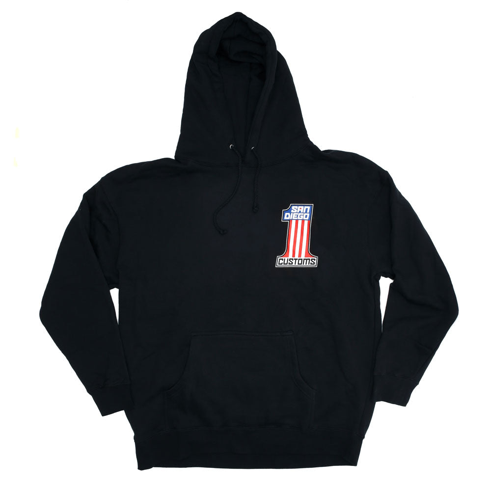 Number One Hoody
