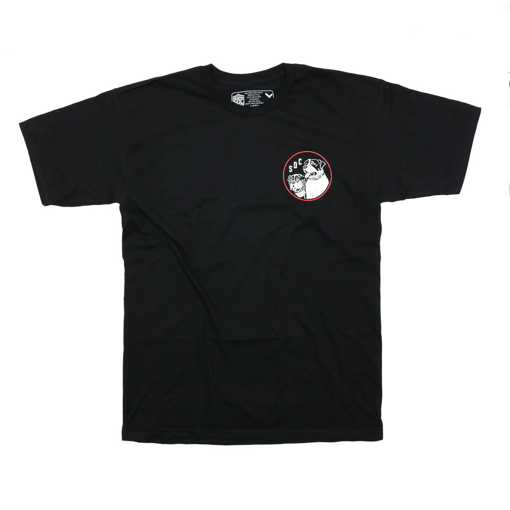 OLD DOGS SS Tee by SKETCHY TANK