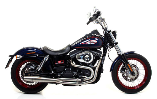 Red Thunder Exhaust - DYNA