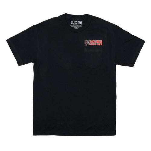 SDC LOGO POCKET TEE