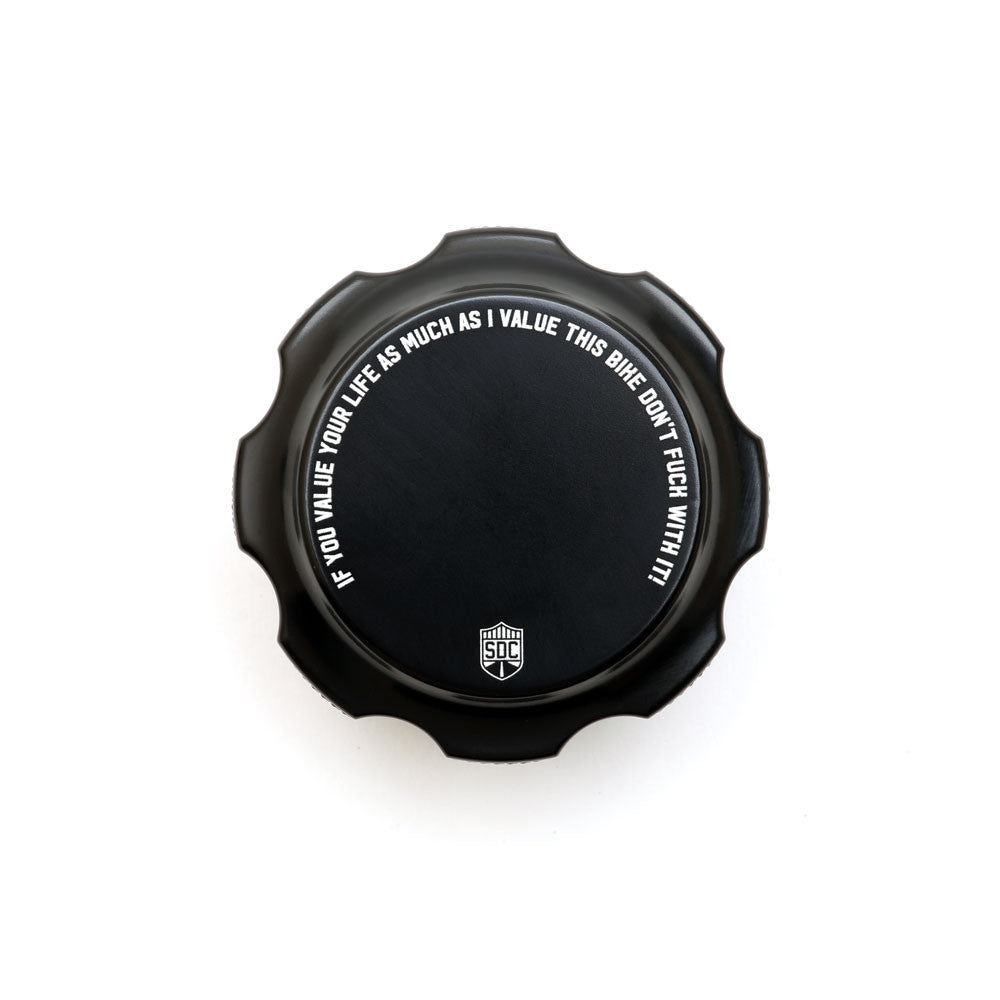 Value Gas Cap