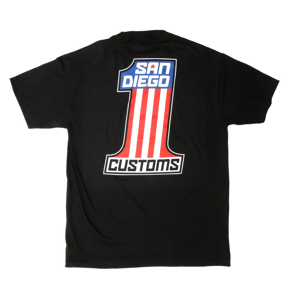 New Number One SS Tee