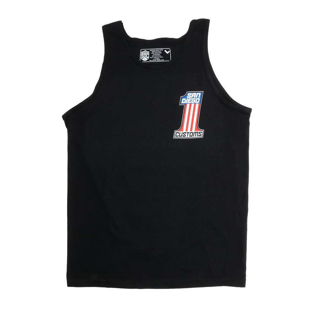 New Number One Tank Top