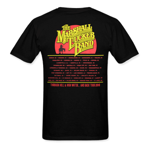 """Hell and High Water Tour"" 2019 Black Tee"