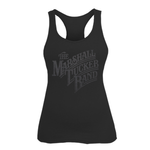 Marshall Tucker Band Ladies Black Tank