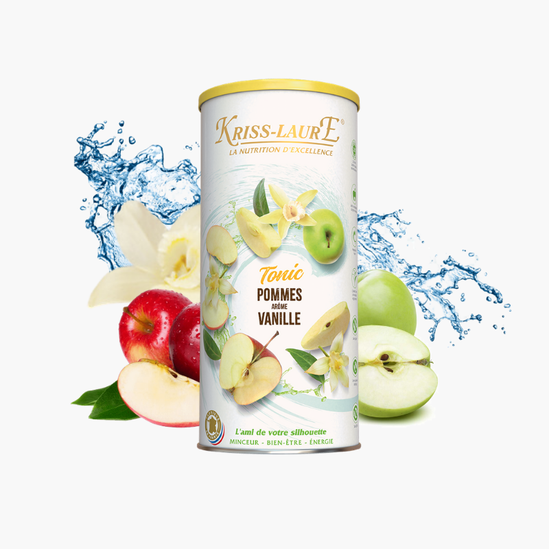 Apple / Vanilla Tonic