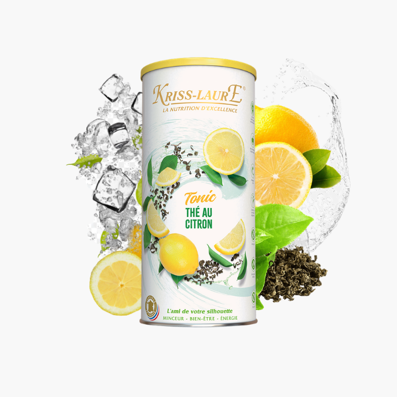 Lemon Tea Tonic