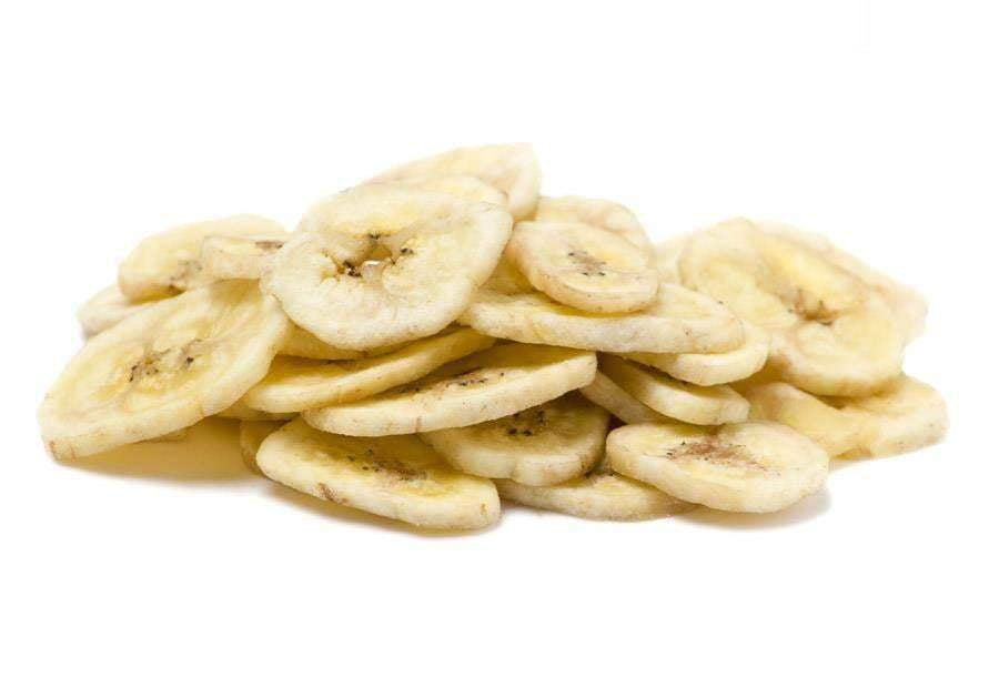 Banana Chips (Unsweetened) - Sincerely Nuts