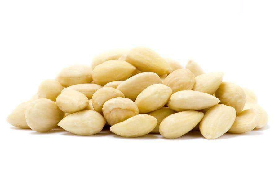 Blanched Almonds Whole - Sincerely Nuts