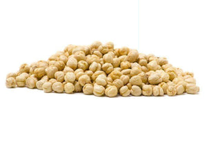 Chickpeas (Roasted & Unsalted) - Sincerely Nuts