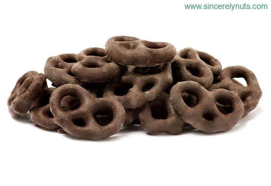 Dark Chocolate Pretzels - Sincerely Nuts