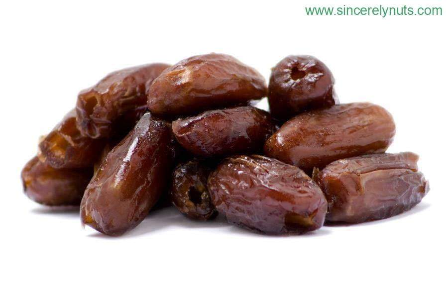 Dates Pitted Whole - Sincerely Nuts