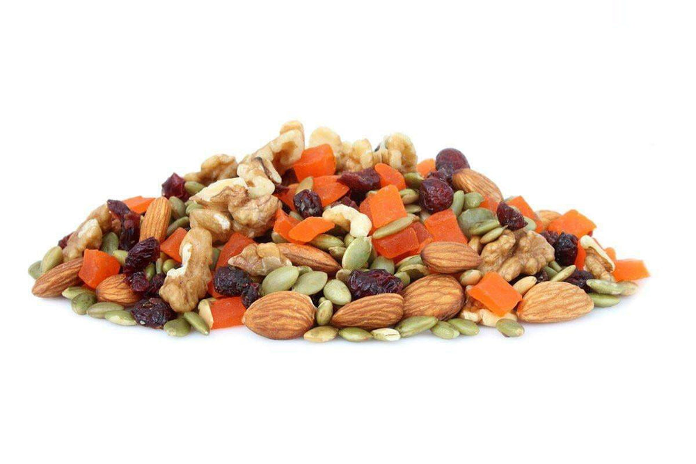 Deluxe Omega 3 Trail Mix - Sincerely Nuts