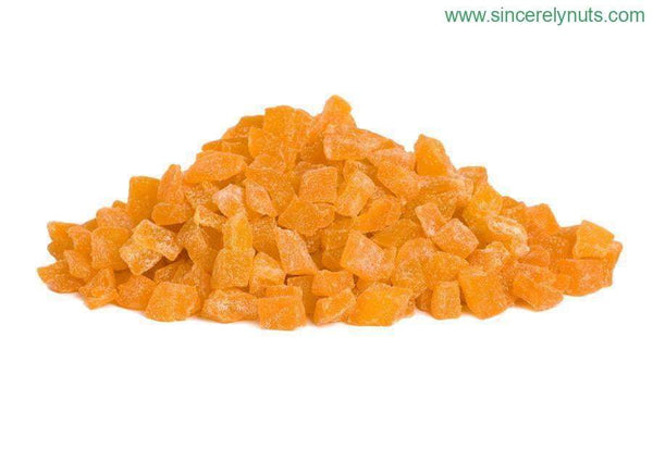 Diced Mangos - Sincerely Nuts
