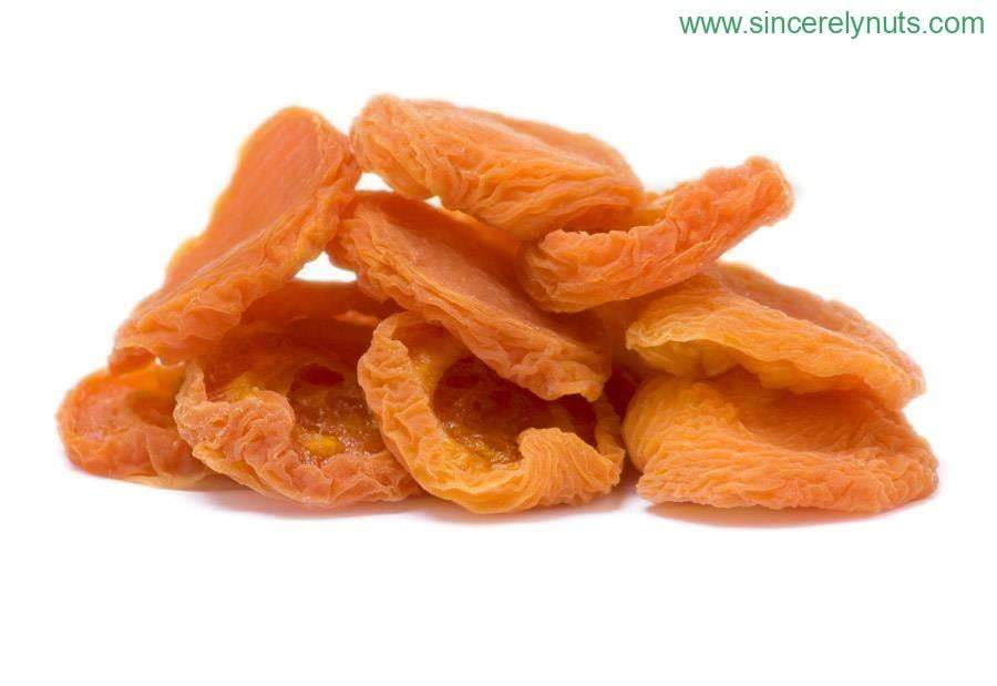 Dried Apricots California - Sincerely Nuts