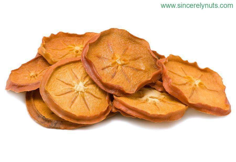 Dried Persimmons - Sincerely Nuts