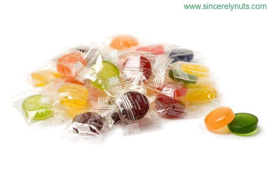 EDA Assorted Fruit (Sugar Free) - Sincerely Nuts
